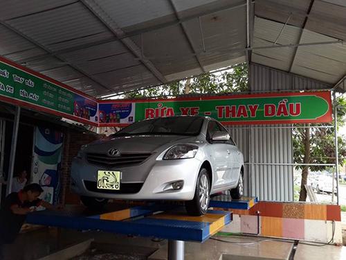 Cầu nâng ô tô V-JET QJY-S5