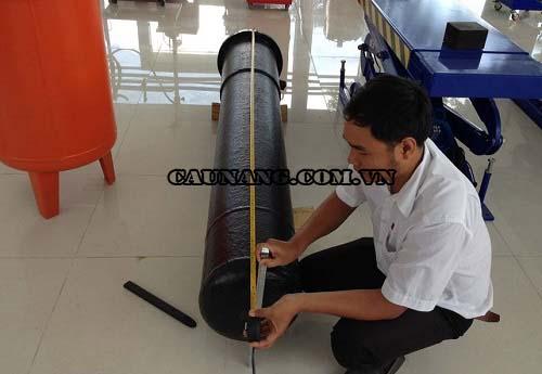 Ty nâng cầu nâng Ấn Độ được bọc sợi thủy tinh