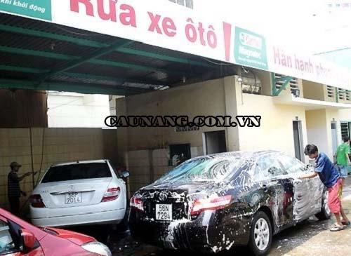 10 triệu liệu có mở được tiệm rửa xe ô tô?