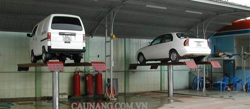 Do giá cầu nâng Airtek hợp lý nên được rất nhiều cơ sở kinh doanh dịch vụ rửa xe và sửa chữa ô tô ưa chuộng sử dụng