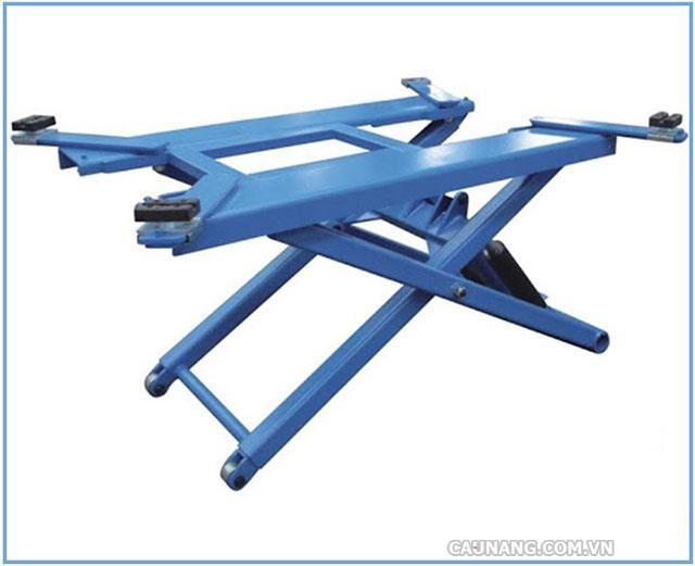 Sản phẩm cầu nâng cắt kéo thân ngắn
